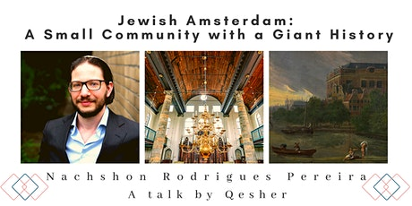 Jewish Amsterdam: A Small Community with a Giant History tickets