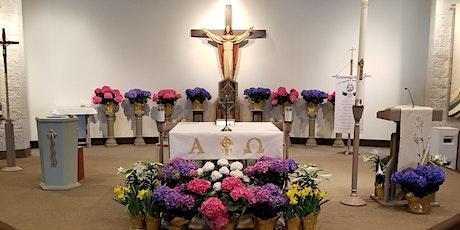 Easter Vigil Mass  Saturday 8am tickets