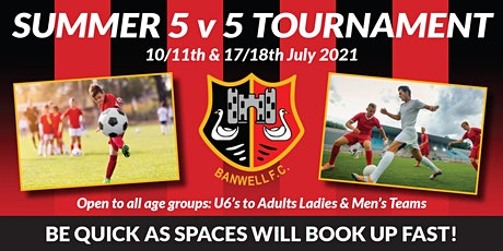 Banwell F.C - Summer Tournament tickets