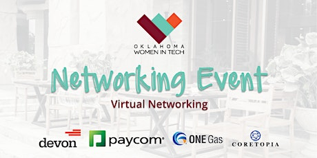 Virtual Networking  Happy Hour tickets