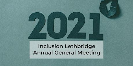 Inclusion Lethbridge AGM tickets
