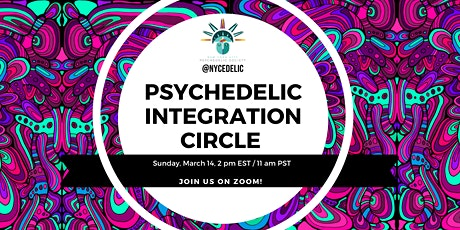 Open Psychedelic Integration Circle! tickets