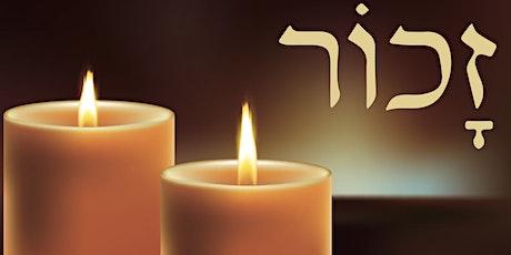 Yom HaShoah/Holocaust Remembrance Day Program tickets