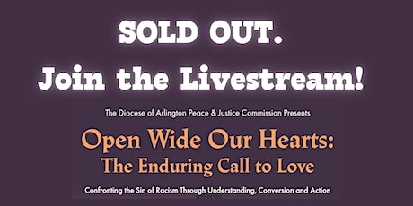 Open Wide Our Hearts: The Enduring Call to Love tickets