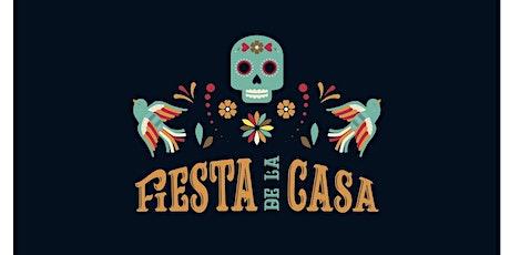 Fiesta de la Casa Launch Night with CARL FLANAGAN tickets