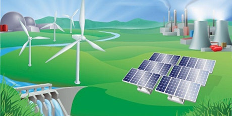 Green, Sustainable Energy & Environment Happy Hour [VIRTUAL] tickets