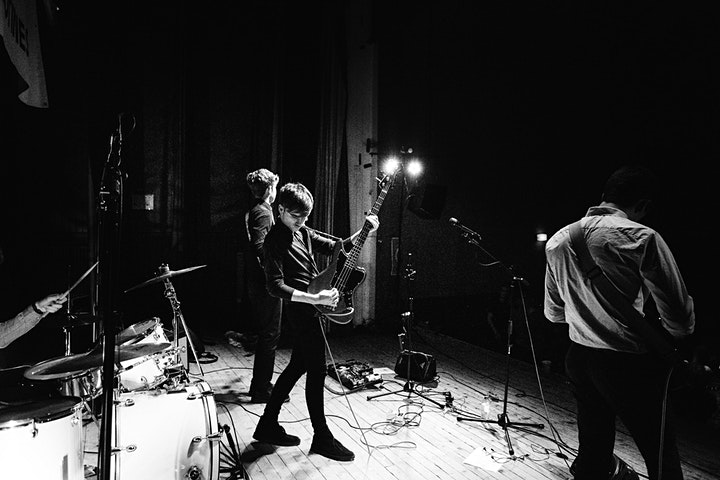 The New Routines - Live at Tunnels image