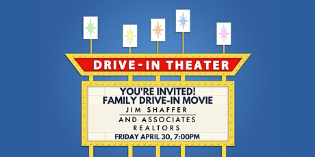 JSA Drive In Movie Client Event tickets