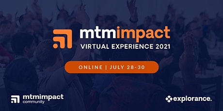 MTMImpact Symposium 2021 Virtual Experience tickets