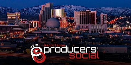 The Return of The Reno Tahoe Producers Social at The Bird tickets