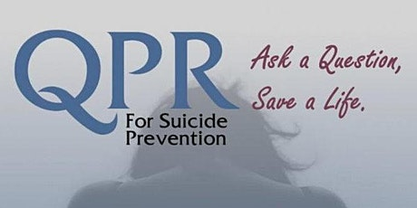 QPR Suicide Prevention Training tickets