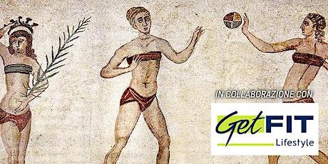 Lezione di ginnastica - Mens sana in corpore sano biglietti