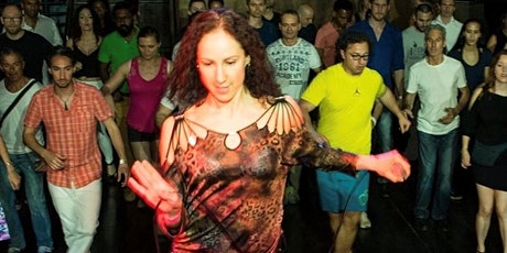 Salsa Fit with Olga tickets