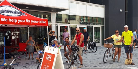 Group Ride & Kids Bike Sale tickets