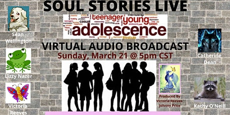 Soul Stories Live: ADOLESCENCE tickets