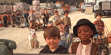 The Little Rascals Drive-In tickets