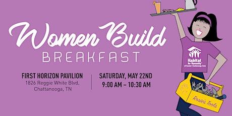Habitat Chattanooga's 2021 Women Build Breakfast tickets