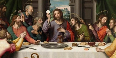Holy Thursday Mass of the Lord's Supper 8pm tickets