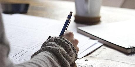 Mt Barker Community Centre Creative Writing Program 29 September tickets