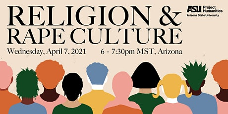 Religion and Rape Culture tickets