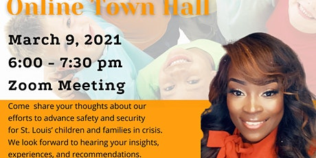 Annie Malone Children and Family Services Town Hall tickets