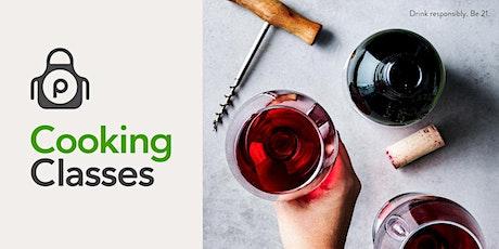 Parisian Bistro Wine and Dine tickets
