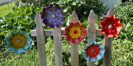 Creative Hands for Families: Flower Power Garden Art tickets