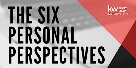 The Six Personal Perspectives tickets