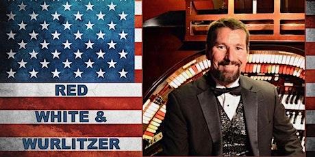 Dave Wickerham - Red, White & Wurlitzer! tickets