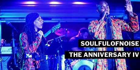 SoulfulofNoise Anniversary IV Concert tickets