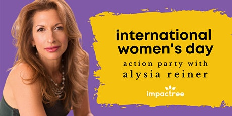 International Women's Day Action Party tickets