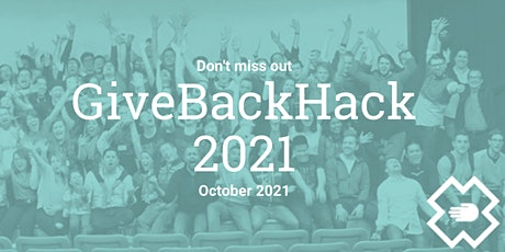 GiveBackHack Columbus 2021 tickets