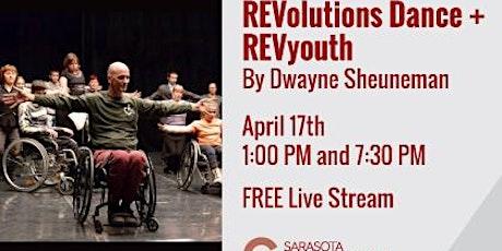 SCD In-Studio Performance Series Presents: Dwayne Sheuneman tickets