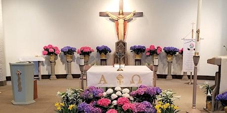 Easter Sunday Mass 9 am tickets