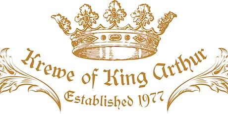 The Krewe of King Arthur Golf Tournament tickets