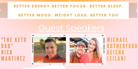 Better Life Workshop / Boston Keto Life Party tickets