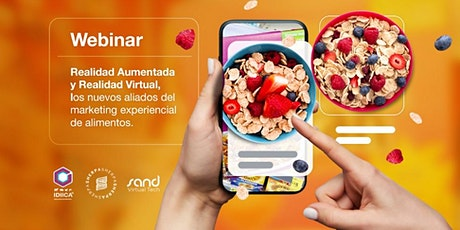 Marketing Experiencial de Alimentos: Realidad Aumentada y Virtual entradas
