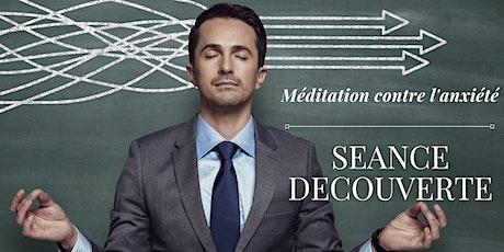 Méditation contre le stress et l'anxiété - Séance Gratuite billets