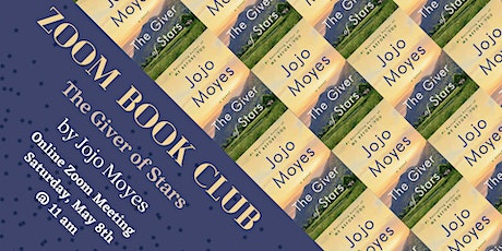 Zoom Book Club: The Giver of Stars by Jojo Moyes tickets