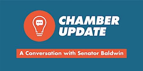 A Conversation with Senator Baldwin tickets