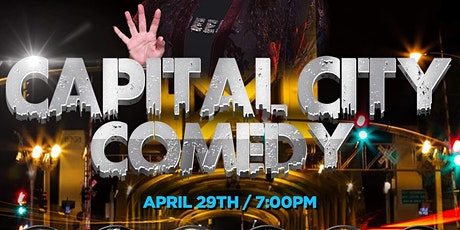 Capital City Comedy - Presented by Wendy Lewis tickets