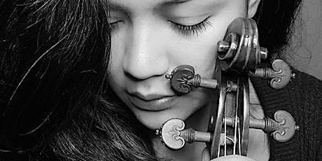 Violinist Allison Lovera tickets