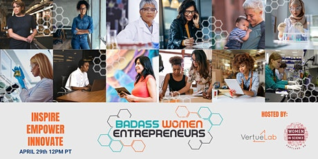 Badass Women Entrepreneurs PDX 2021 tickets