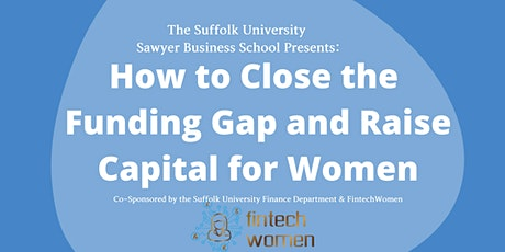 How to Close the Funding Gap and Raise Capital for Women tickets