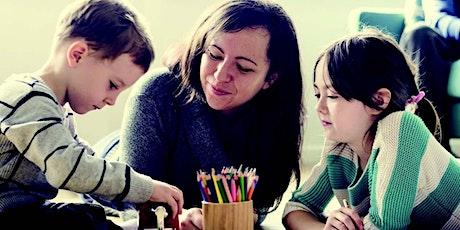 Parenting Basics - Virtual Class tickets