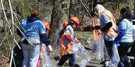 Great Saw Mill River Cleanup 2021: Bridge Street Plaza, Ardsley tickets