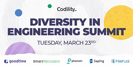 Diversity in Engineering Summit tickets