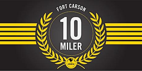 Fort Carson Army Ten Miler Qualifier tickets