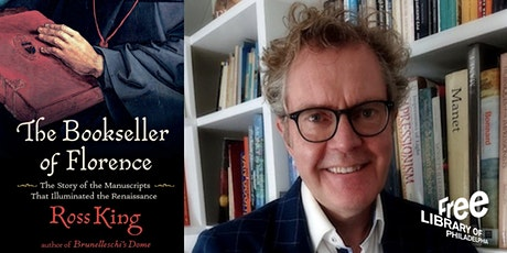 VIRTUAL - Ross King | The Bookseller of Florence: The Story of the Manu... tickets