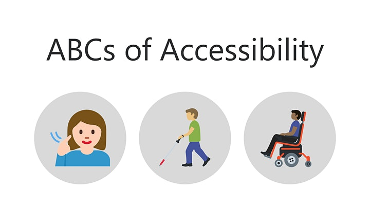 Inspire: Accessibility Bootcamp image